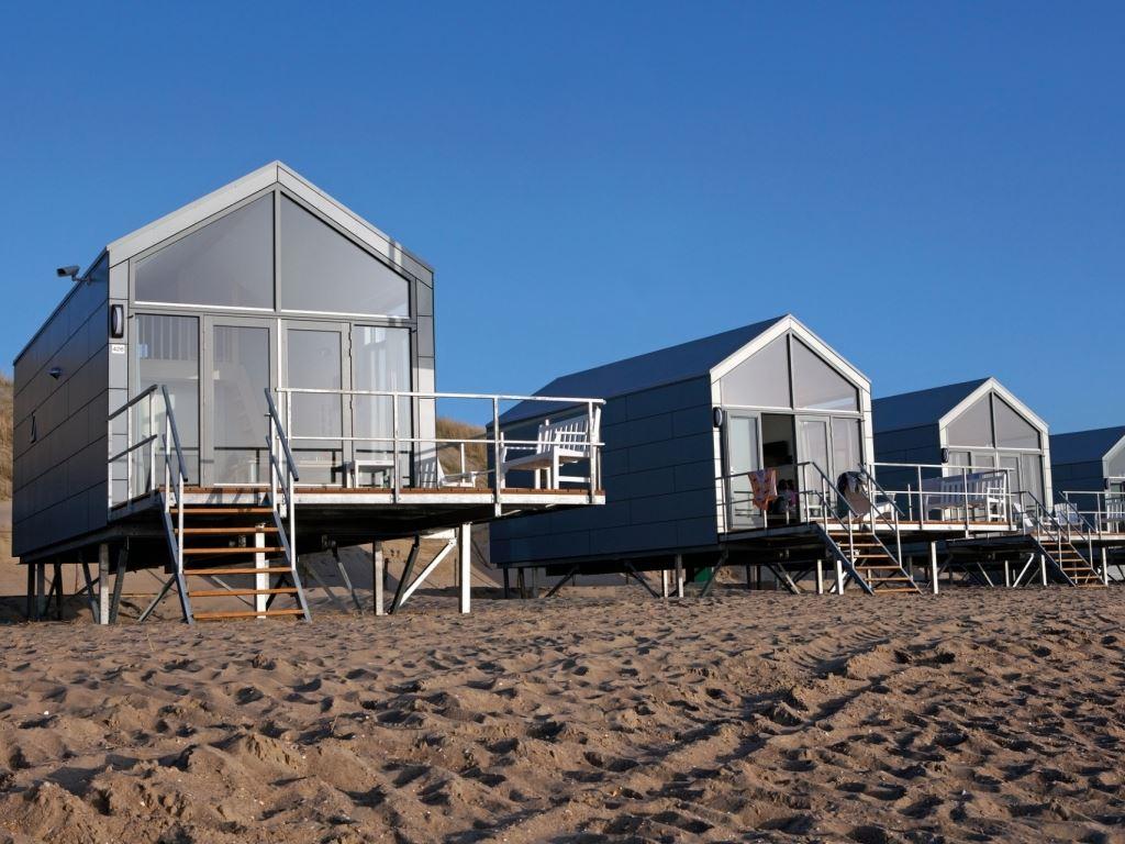4-6-Personen-Strandhaus